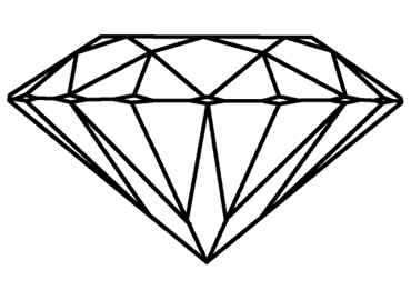 White Ninja Diamond