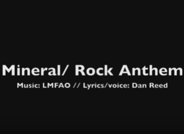 Mineral Rock Anthem (Party Rock Parody)